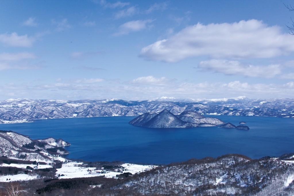 12月-洞爺湖